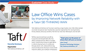 Law Office Network Case Study Client: Talari