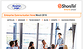 ShoreTel Reseller Newsletter Client: ShoreTel